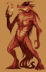 Monster: Nereza by Endivinity