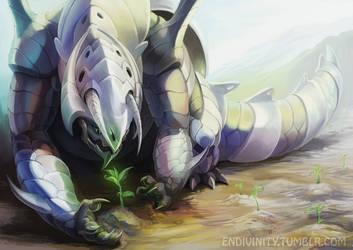 Mama Titan by Endivinity