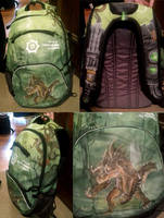 Fallout Backpack by Endivinity