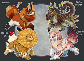 Leech Monsters: Emoji Squad 2 [CLOSED]