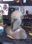 Skyrim Ancient Nord Helmet Sculpt