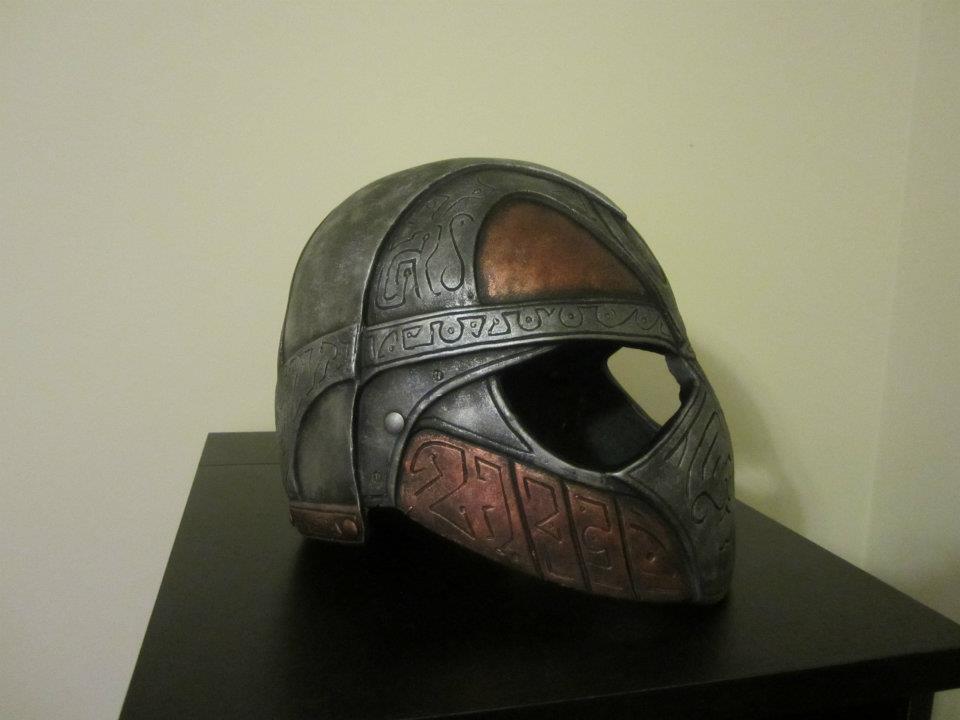Stargate Ori Helmet from Screen Used