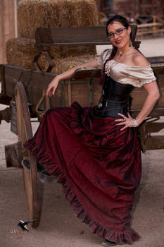 Steampunk Beautiful Women 2016