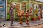 Main Street Adventures at Wild West Steampunk CON