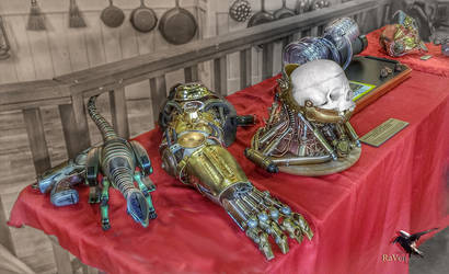 WWWC 7 Steampunk Art of Science 1881 by PhotosbyRaVen