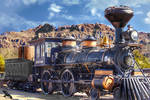 Steampunk Era Railroad RENO No 11