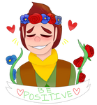 [CC] - Be Positive