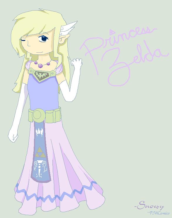 Spirit-Tracks-Zelda's Profile Picture