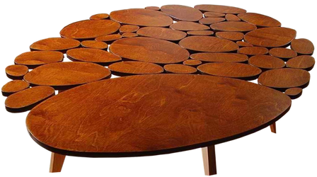 Wooden-Design-Furniture-Table by MichelleGotham