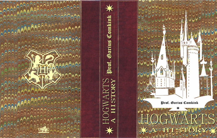 Book Cover Photography History : Hogwarts history book cover prop by i never stop on deviantart