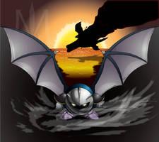 Sir Meta Knight by Teevo