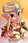 Hyrule Warrior Zelda