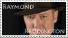 .: Stamp // Raymond Reddington :. by ArchAngelAnnabelle