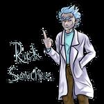 .] Rick Sanchez [.
