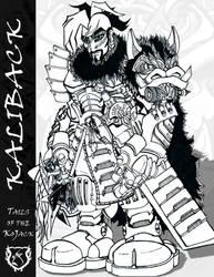 Kojack Sliverback Kaliback by gorillagraffix
