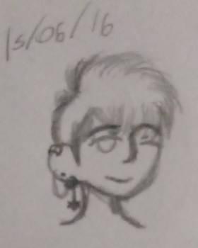 150616 headshot sketch