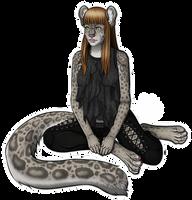 Liandra - Snowmew form