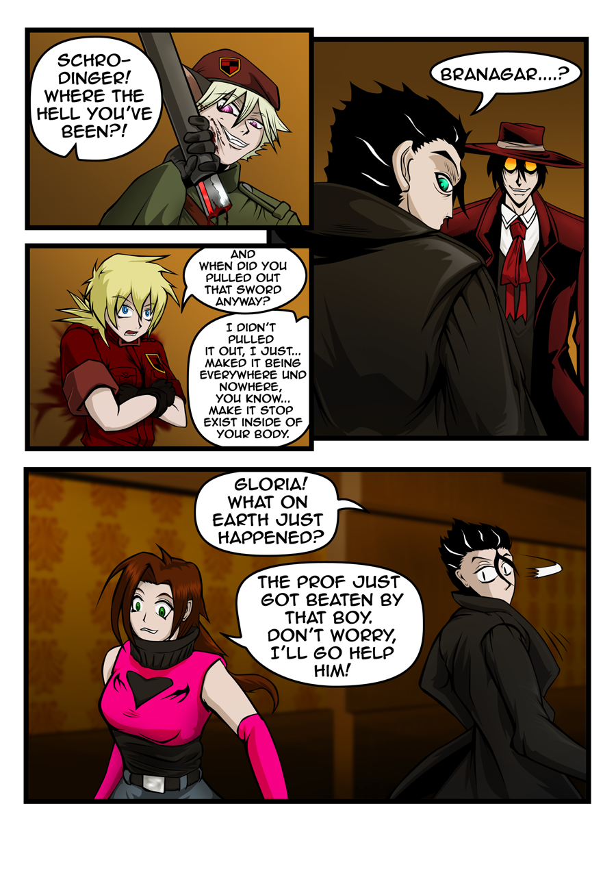 Excidium Chapter 7: Page 4 by RobertFiddler