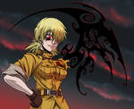 Seras Victoria the Evening Walker
