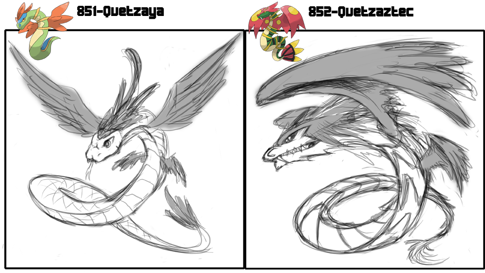 [Image: quetzaya_and_quetzaztec_sketch2_by_heged...6u93ig.png]