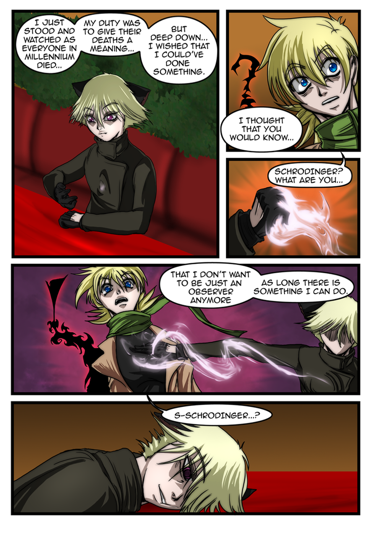Excidium Chapter 16: Page 17 by RobertFiddler