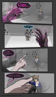 Commission - Where My Demon Hides