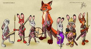 A Rabbit Clan's Fox by BoneyM - Clan Hopps