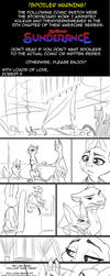 Zootopia Sunderance chapter23 part 1 sketches by RobertFiddler