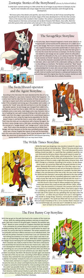 Stories of the Storyboard