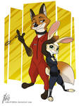 Zootopia - The Wilde Times Storyline
