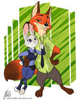 Zootopia - The First Bunny Cop Storyline