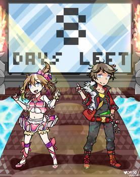 8 DAYS TO ORAS!