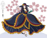 [COMMISSION]Nyx Gorgeous Dress 2