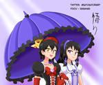 Chihiro and Nekokowa