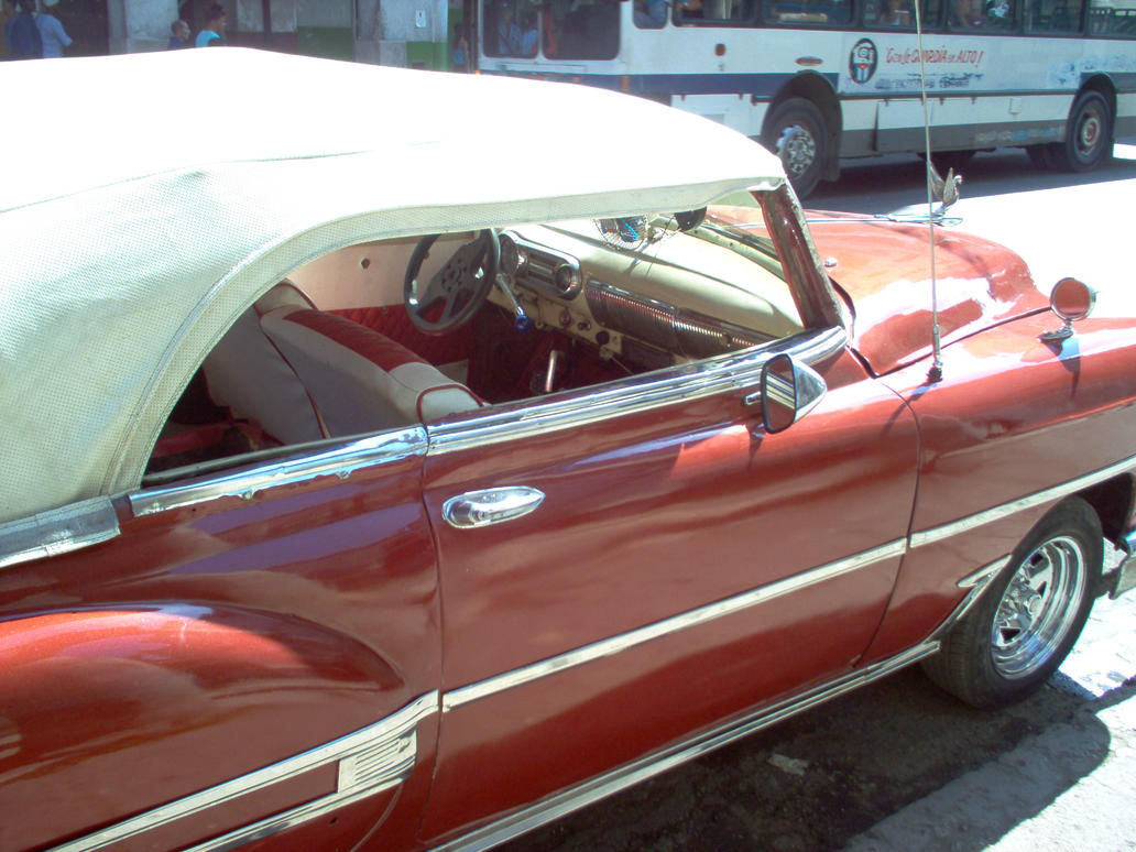 Cuba Old Convertible Car-2 by LoKoTe on DeviantArt