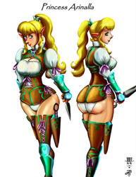 Princess Arinalla-01