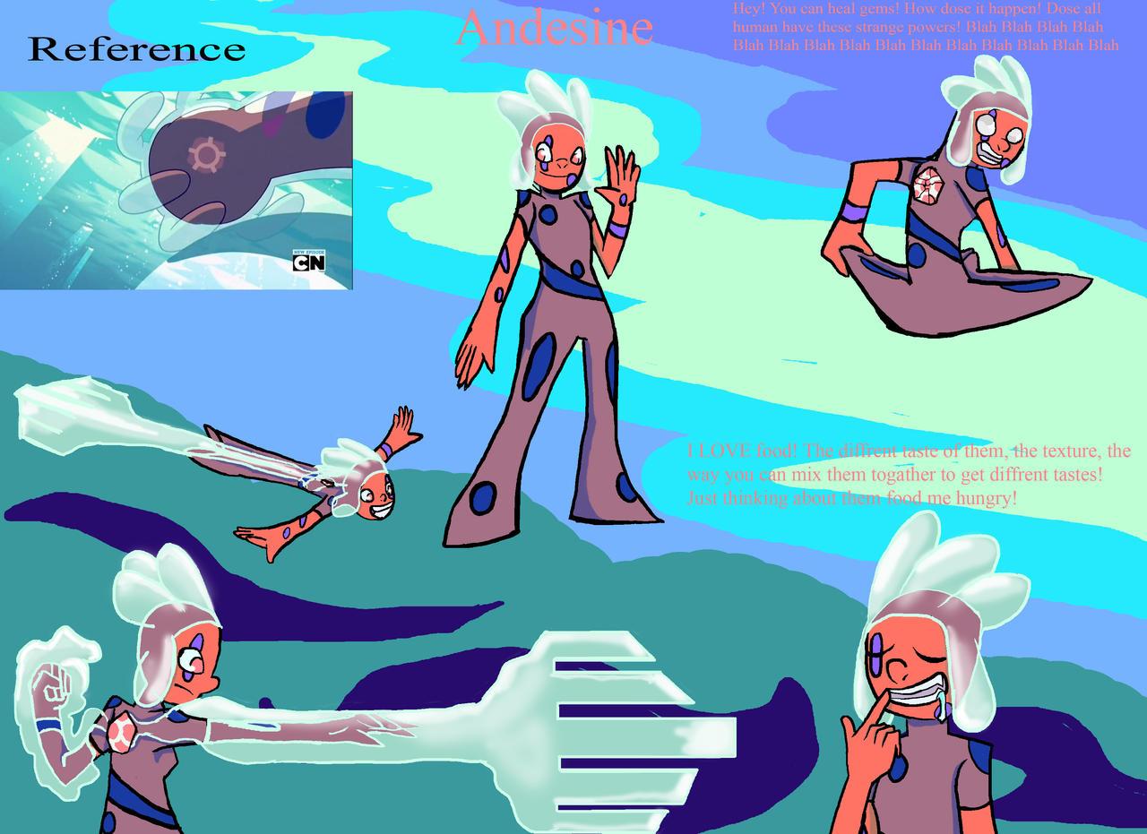 Steven Universe Corrupted Gems
