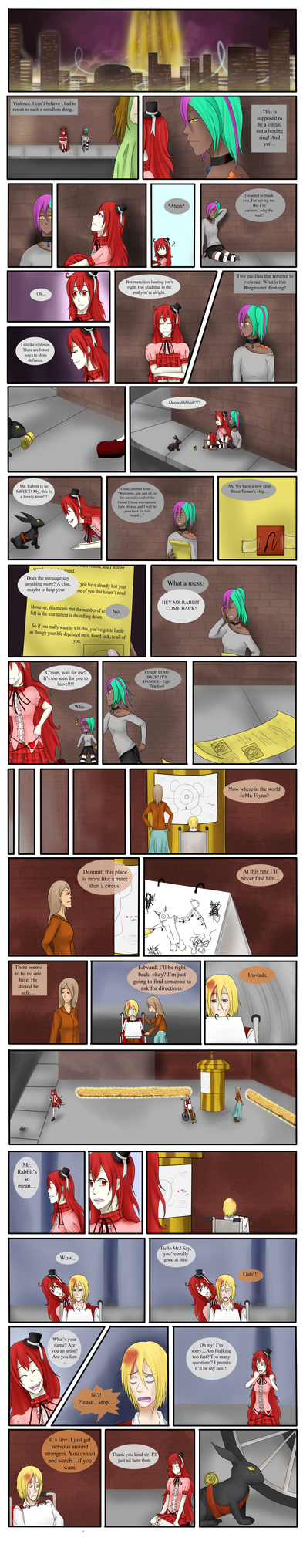 CDW Act 2: Part 1 by MaeofClovers
