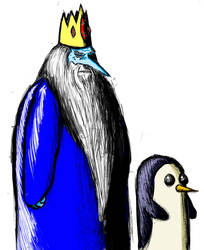 Ice king by KirRED5