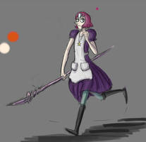 Just one more Pearls servant