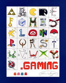 Gaming Alphabet