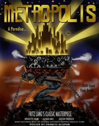 Metropolis by BluDrgn426