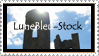 LuneBleu-Stock Stamp by jenepooh