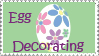 Egg Decorating Stamp by jenepooh