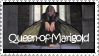 Queen-of-Marigold's Stamp by jenepooh