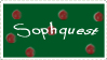 Sophquest's Stamp 1 by jenepooh