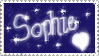 Sophie's Stamp by jenepooh