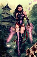 Psylocke! by Bella-Rachlin