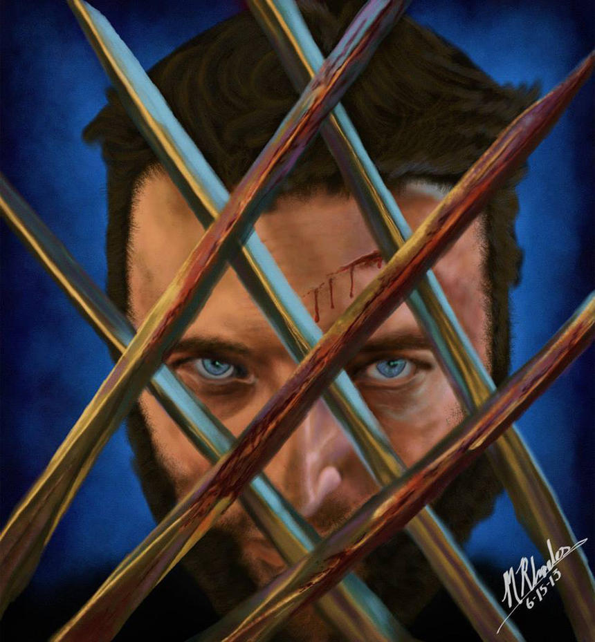 The Wolverine by LochaBWS