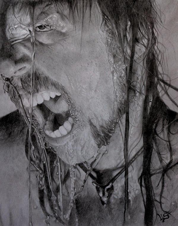James Hetfield by LisaAnufrieva